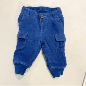 Baby Gap Corduroy Joggers size 6-12 months